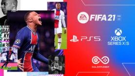 Fifa21 sulle console Next Gen : Data di uscita