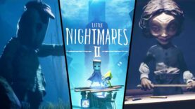 Nuovo terrificante trailer di Little Nightmares II