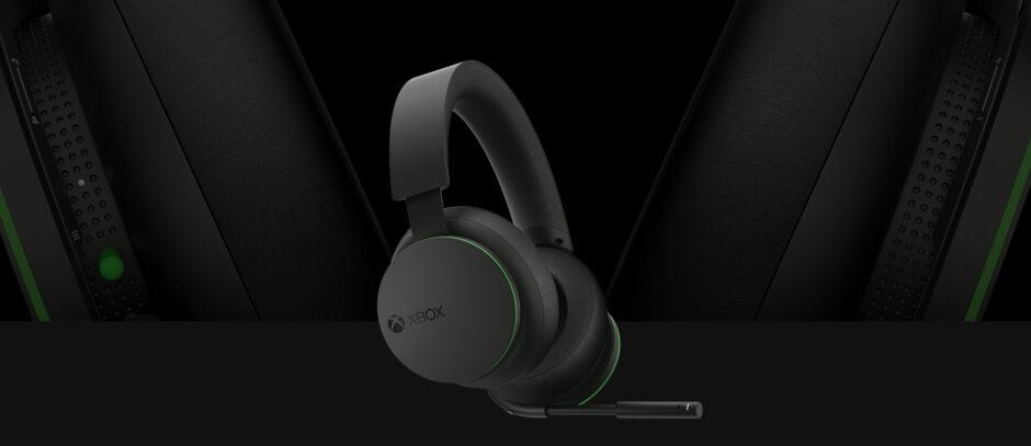 Diponibili le Xbox Wireless Headset