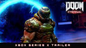 Doom si aggiorna per Xbox Series X e S