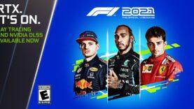 Restyling per F1 – In arrivo 'F1 2021' con Ray Tracing e DLSS di NVIDIA!